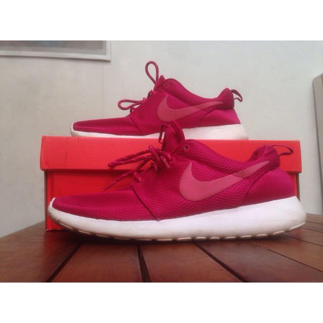 Nike Rosherun Pink Original 100%