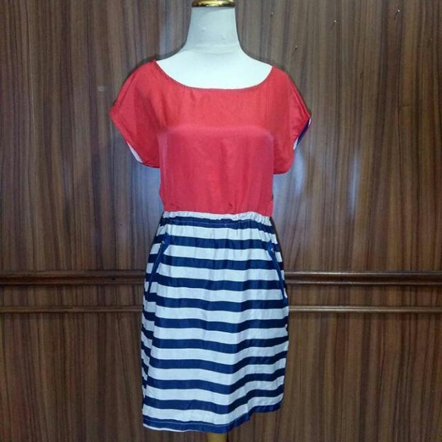 N.Y.L.A Stripes Dress