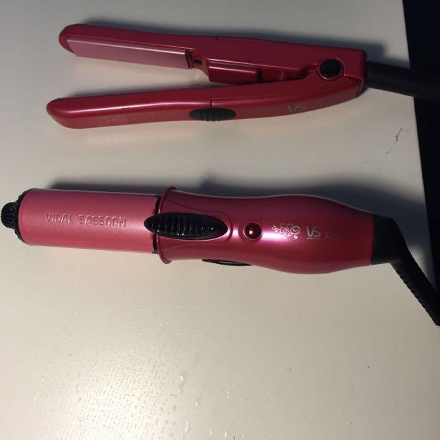 VS hair beauty pack
