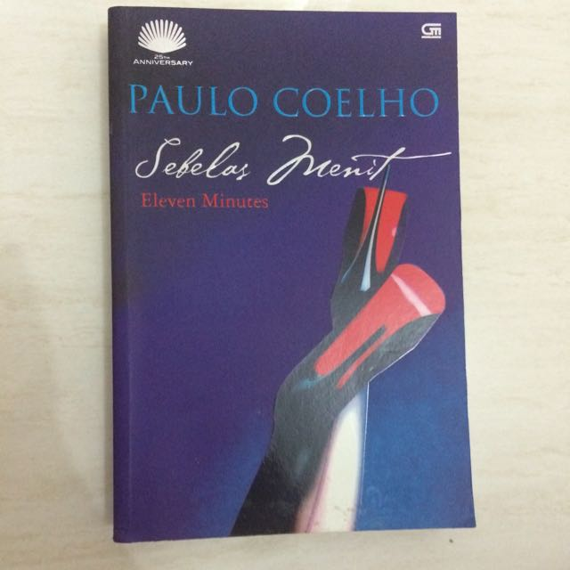 Paulo Coelho-Eleven Minutes