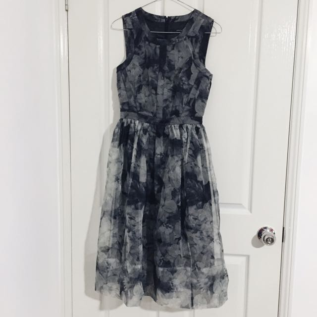 Portmans Floral Organza dress