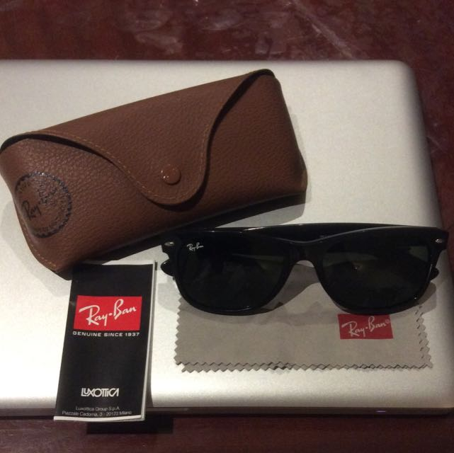 AUTHENTIC Ray ban RB2132 New Wayfarer