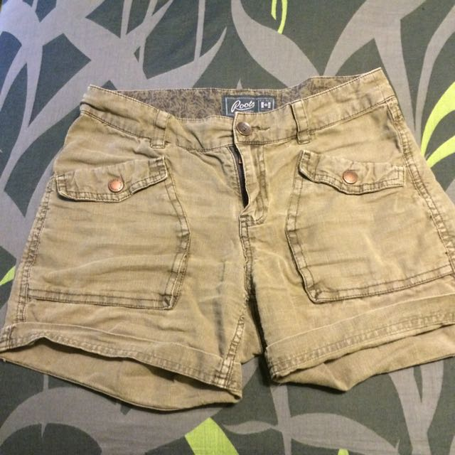Roots Casual Shorts