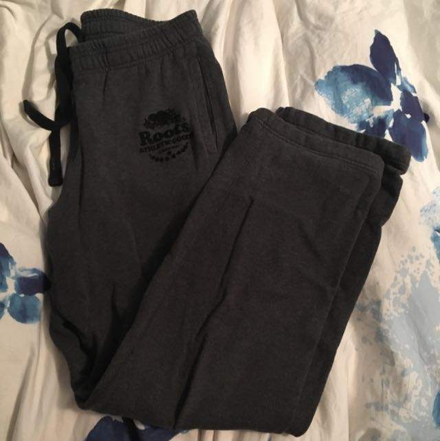 Roots sweatpants- Men's small