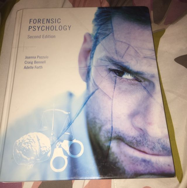 Selling Forensic Psychology Textbolk