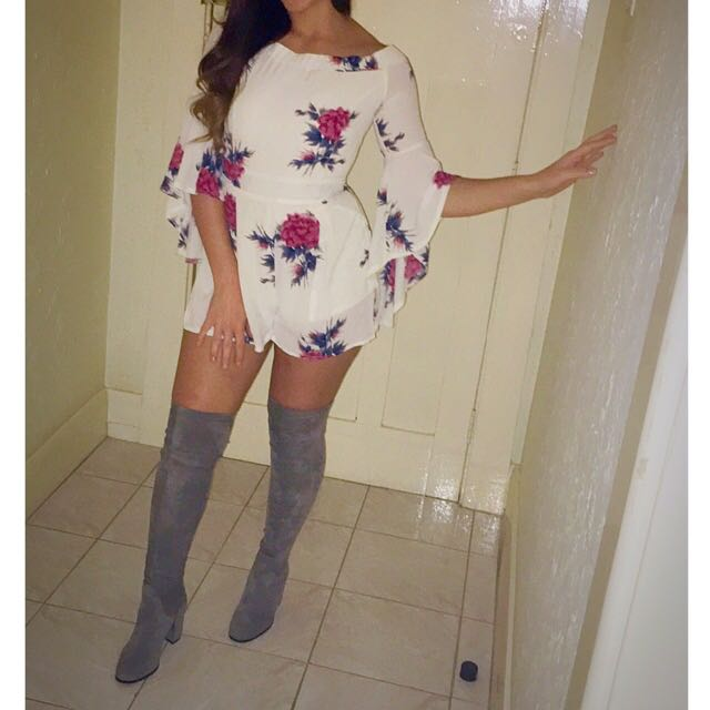 Size 7 Thigh High Boots