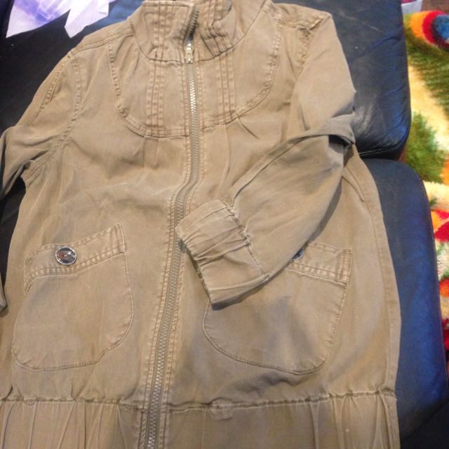 Smart Set  Cargo Jacket Xs Can Fit Small