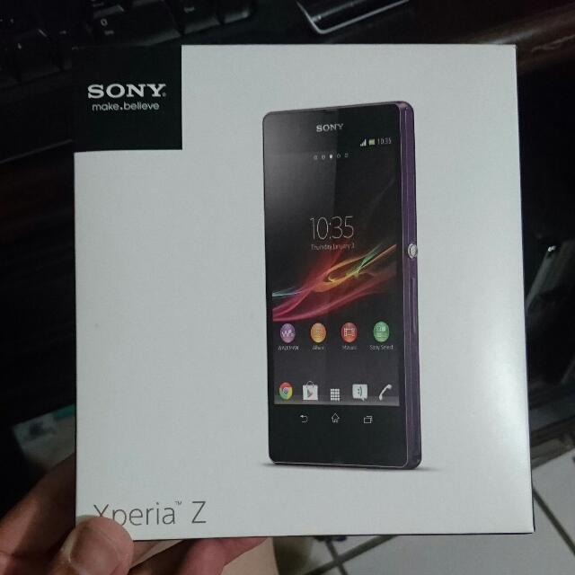 Sony Z 手機