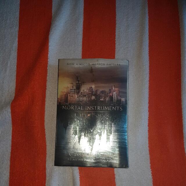 The Mortal Instruments . City Of Bones