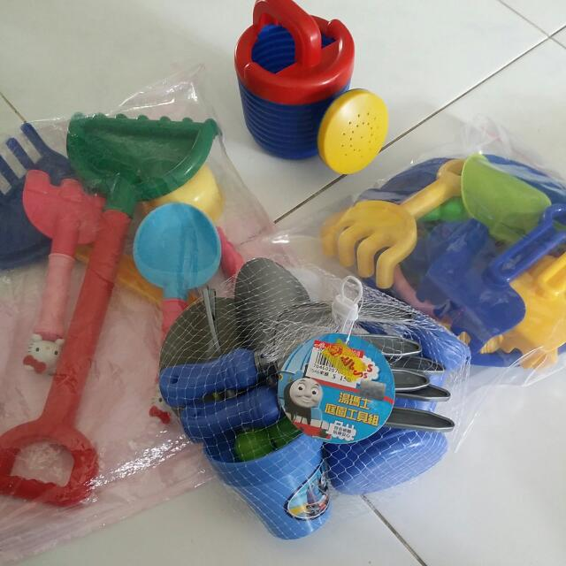 Toy (Sand Tools)