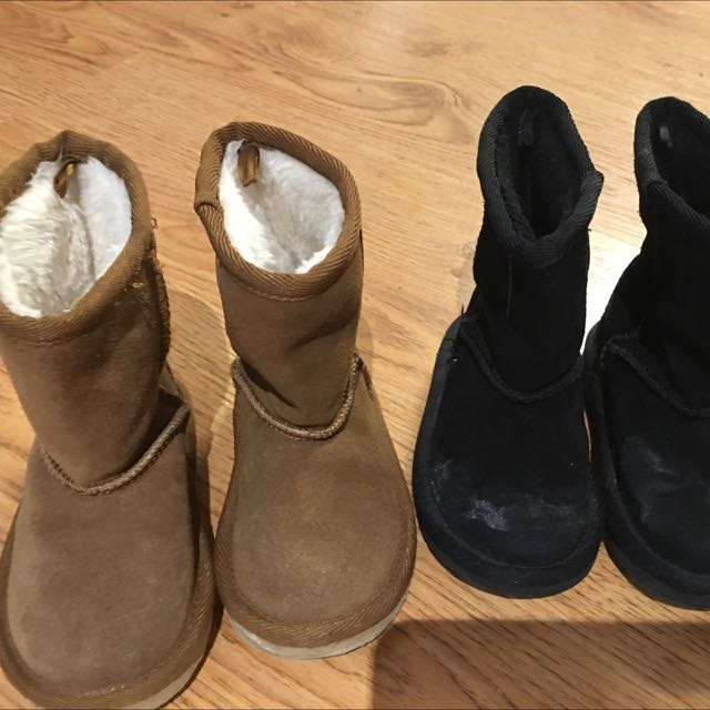 Ugg Type Girls Boots Size 6