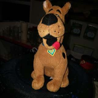 Scooby doo ty beenie baby