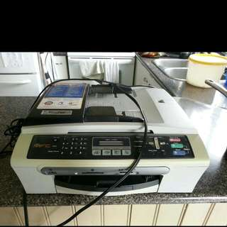 Brother MFC240C 4-in-one Printer