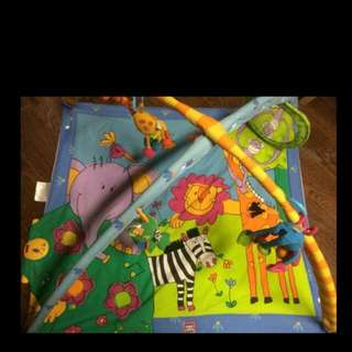 Chomp Dino, Singing Cube And Tummy Time Mat