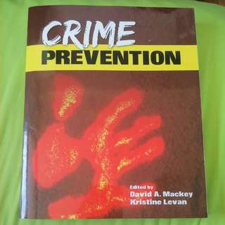 Crime Prevention By Mackey And Levan