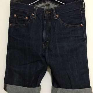 32腰-Levis521牛仔短褲 內有 各式鞋子 球衣 牛仔褲 外套