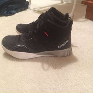 Reebok High Tops,size 8.5
