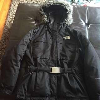 North Face Heavy Down Coat
