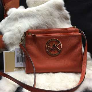 Authentic MK Cross body bag