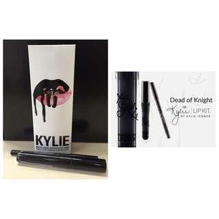Kylie Jenner Lip Kit Matt - Dark Of Knight K