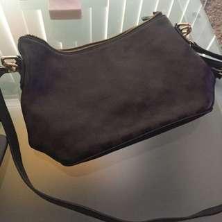 Niclaire Genuine Leather Cross body Bag