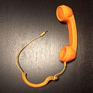 Retro Phone Receiver Add On