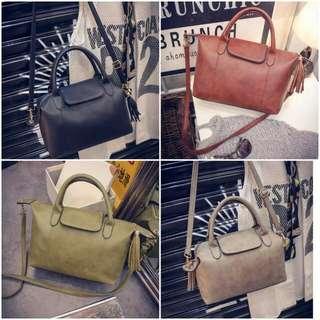 Speedy Bag (High Quality PU Leather)