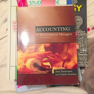 Accounting For Non Financial Managers