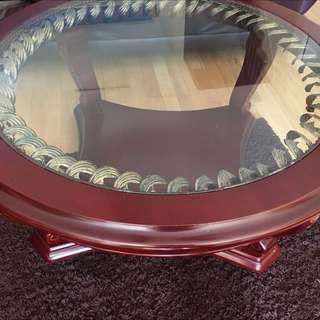 3 Piece Beautiful coffee Table Set