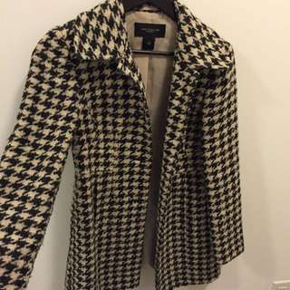 Ann Taylor Tweed Coat