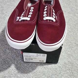 BNIB Vans Shoes