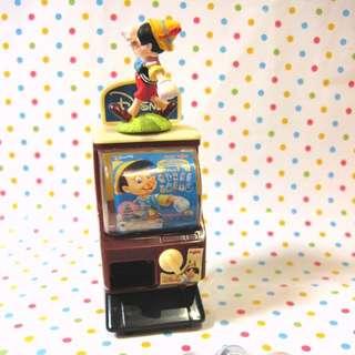 迪士尼迷你扭蛋機 第一代小木偶