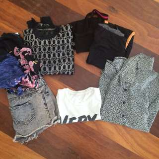 Bag Of Clothes Size M
