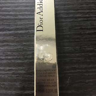 Dior眼蜜545