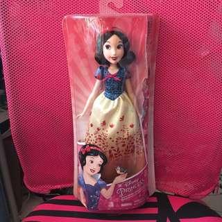 白雪公主 芭比 迪士尼 Disney