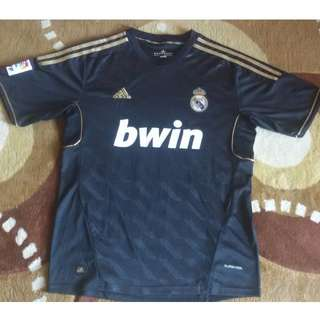 Real Madrid Away Jersey 2011/12