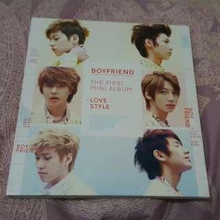 Boyfriend LOVE STYLE