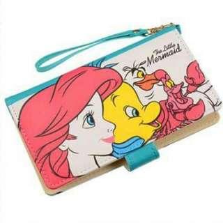 日本Disney Store 迪士尼商店 小美人魚多機種對應手機殼 手機套 手機袋 Mermaid 各種手機型號皆適用