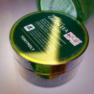 Green Tea Essential Soothing Gel