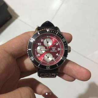 Fossil Defender Watch
