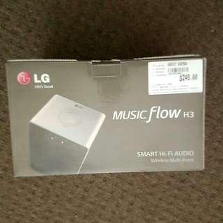 LG Music Flow Hi-fi Audio Speaker