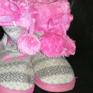 FROZEN Kids Snow Boots