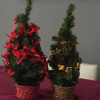 Mini Christmas Tree For Table Top