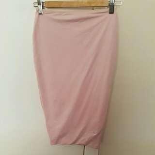 Kookai Bodycon Midi Skirt Size 1