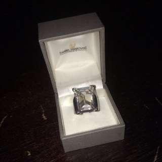 SWAROVSKI 水晶戒指