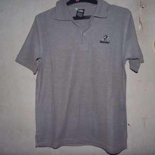 polo t-shirt grey