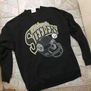 Pittsburgh Steelers Vintage Crewneck L