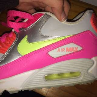 Womens Air Max Nike Size 6