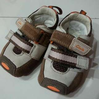 Clark's Baby Shoes For Boy
