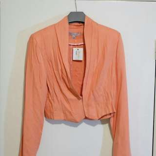Temt Peach Padded Jacket